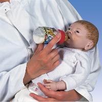 Mô hình thực tập cho trẻ ăn